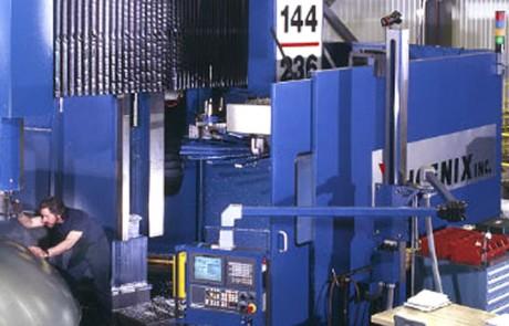 VTC 005 Phoenix large machine tools 2500