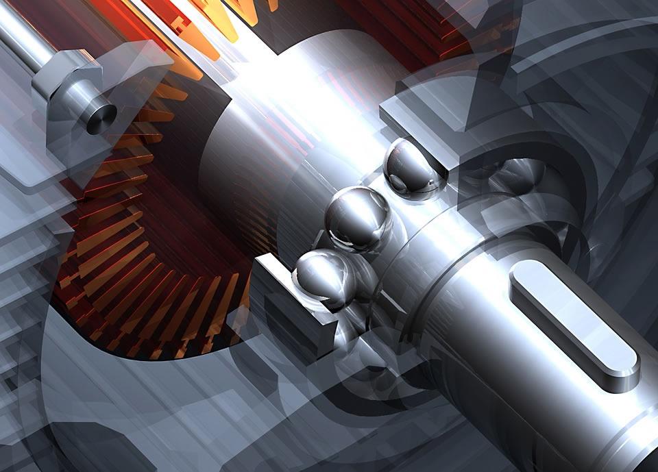 bearing manufacturing large machine tools