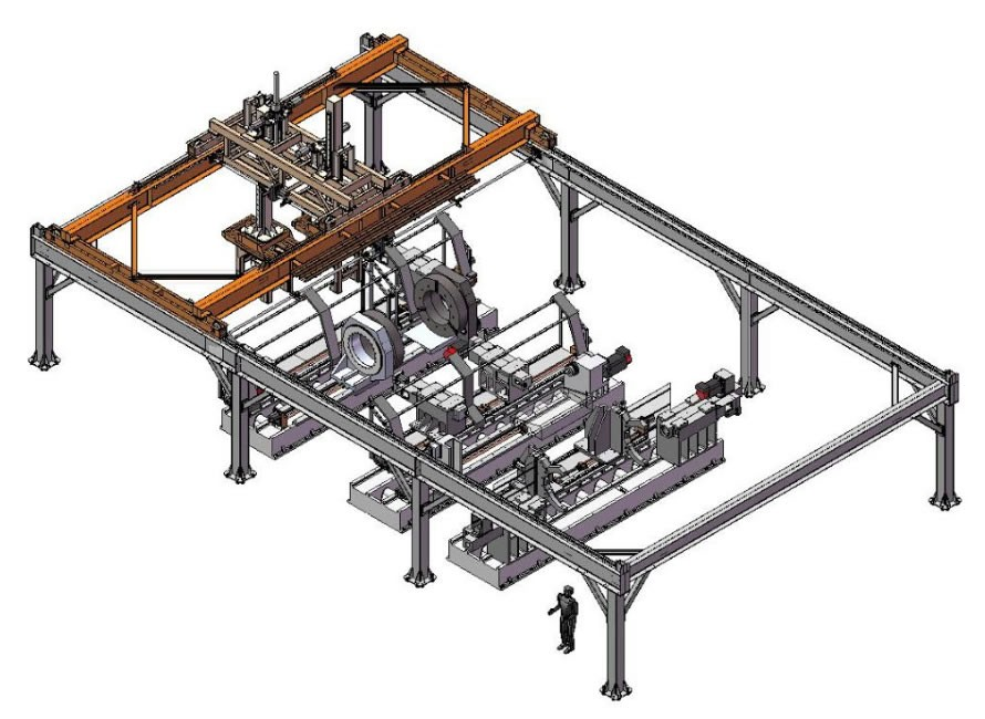 Electrode finishing machine by Phoenix inc