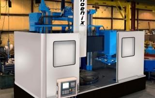 remanufactured vertical boring machine 84 inches